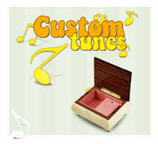 Engravable Music Box Custom Create Any Song In A Music Box