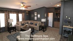 the builtmore by palm harbor homes midland youtube