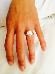 10000 engagement ring diamond ring second wedding promise diamond