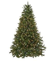 lighted christmas tree artificial christmas trees timeless holidays