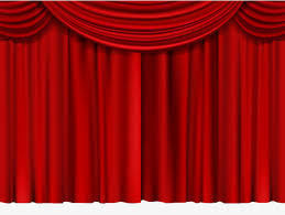 stage cloth red curtains stage cloth red curtains curtains png