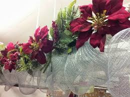 deco mesh ideas ideas and inspirations deco mesh christmas garland