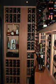 furniture 20 stylish photos small modern wine cellar racks make