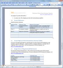 scope of work template denverwater org if you want to make a