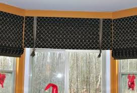 Mock Roman Shade Valance - gallery transitionsdraperytransitionsdrapery