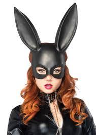 bunny mask leg avenue masquerade rabbit mask legavenue
