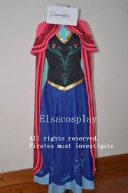 Princess Anna Halloween Costume 10 Anna Costume Images Anna Costume Anna