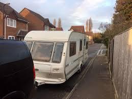 5 Berth Caravan With Awning Abi Award Daystar 2 Berth Caravan Real Bargain West Midlands