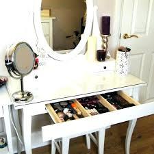 Bedroom Vanity Sets With Lighted Mirror Vanity Table With Lighted Mirror Archive With Tag Makeup Vanity