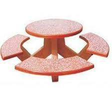 cement table and chairs concrete garden furniture rcc garden bench with arm rest