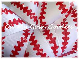 softball ribbon by the yard yellow softball softball ribbon softball bow glitter ribbon