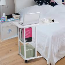 rolling table over bed stunning new overbed rolling table over bed laptop food tray