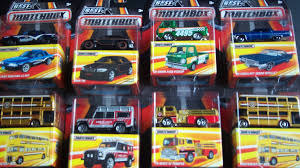 matchbox cars best of matchbox premium collection series 1 diecast cars youtube