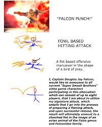Falcon Punch Meme - falcon punch coaxedintoasnafu