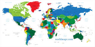 Oceania Blank Map by Map Of Oceania Guide Of The World