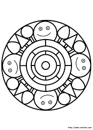 Coloriage Mandala Automne Maternelle Index Of Images Coloriage
