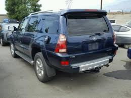 used toyota 4runner parts for sale 2004 toyota 4runner parts for sale aa0633 exreme auto parts