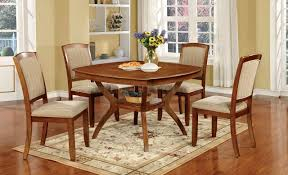 Hokku Designs Dining Set by Redding I 5pc Dining Set In Oak W Options