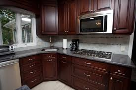 bordeaux and sable glaze kitchen brielle new jersey by design line