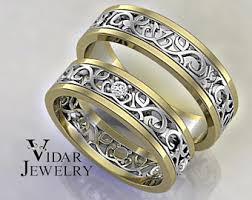 unique matching wedding bands his and hers unique matching wedding bands his and hers wedding bands