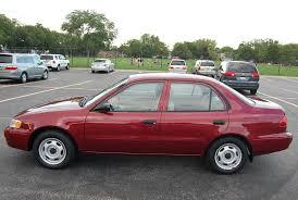 toyota corolla 79 1999 toyota corolla ve 4d sedan 1 owner
