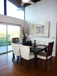 black and wood dining table dining room spectacular bright small dining room using black