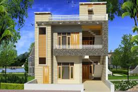 Free 3d Home Exterior Design Tool Download by Modern House Elevation Gharexpert Home Plans U0026 Blueprints 58151