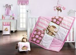 Monkey Bedding Kidsline Sweet Monkey Baby Bedding Collection Baby Bedding And