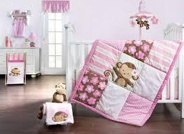 Crib Bedding Monkey Kidsline Sweet Monkey Baby Bedding Collection Baby Bedding And