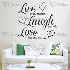 live laugh love art awesome idea live laugh love wall art also quotes sticker general