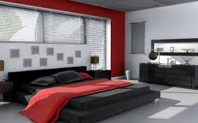 Acrylic Bedroom Furniture by Red And Orange Color Bedroom White Fabric Bed Cover Grey Granite