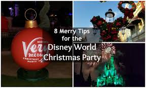 8 tips for disney world christmas party mom voyage