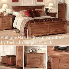 White Wooden Bedroom Furniture Uk Philippe Oak Bedroom Furniture By Thebedroomplace Co Uk Uk