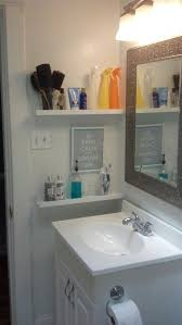 best 25 small bathroom shelves ideas on pinterest half bath