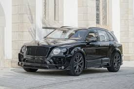 bentley blacked out bentayga u003d m a n s o r y u003d com