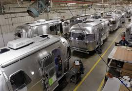 Ohio travel center images Jackson center oh flying high airstream can 39 t keep up with demand jpg