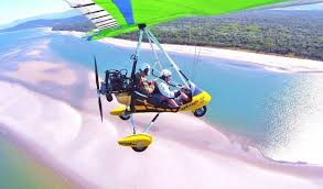 updraught microlights and hang gliders port douglas australia