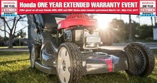 honda car extended warranty 2017 honda lawn mower extended warranty howard brothers