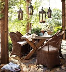alluring garden furniture rustic and best 25 industrial outdoor