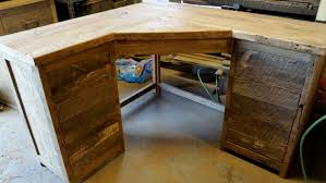 Solid Wood Corner Desk Solid Wood Corner Desk 4 Gallery Image And Wallpaper
