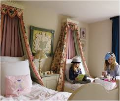 French Country Girls Bedroom Key Interiors By Shinay Decorating Girls Room With Two Twin Beds