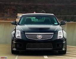 2009 cadillac cts v just bought a 2009 cts v sedan few issues