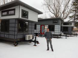 Tiny Houses For Sale In Colorado Aspen Skiing Co Experiments With Tiny House Project For Seasonal
