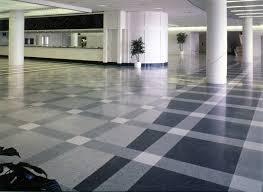 fritztile terrazzo tile flooring cafeteria fritztile