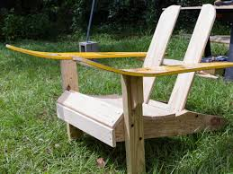 Pvc Patio Furniture Plans - how to build upcycled adirondack chairs how tos diy