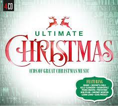 christmas cd ultimate christmas 4cd cdon