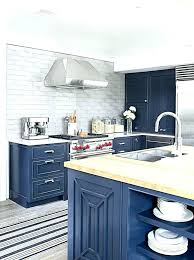 fixer blue kitchen cabinets the charm of the farmhouse kitchen cabinet does not just