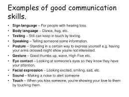 Good Examples Of Skills For Resumes by Winsome Communication Skills Resume 2 Example Cv Resume Ideas