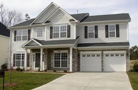 black and white exterior house home design ideas