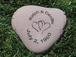 memorial rocks rememberrocks river rock exle page